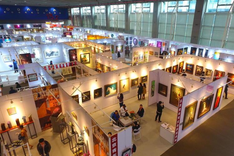 5月南国最大的艺术展门票限时抢购中